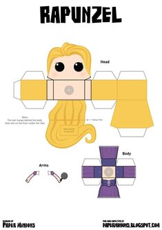 Origami for Everyone – From Beginner to Advanced – DIY Fan Anime Crafts, Paper Crafts Origami, Diy Paper, Paper Art, Paper Doll Template, Paper Dolls Printable, Printable Templates, Paper Toy Pokemon, Paper Toy Star Wars