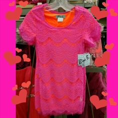 Perfect Valentine dress for your tween fashionista♡