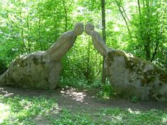Olavi Lanu Garden Sculpture, Explore, Outdoor Decor, Plants, Art, Art Background, Kunst, Planters, Gcse Art