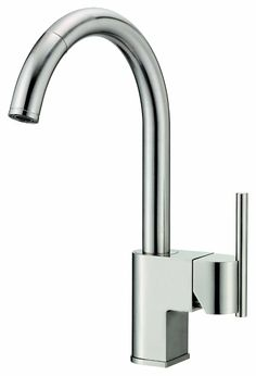 Danze D457144SS Como Single-Handle Pull-Down Kitchen Faucet, Stainless Steel - Amazon.com