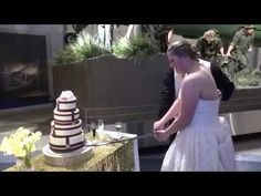 National Museum of the Marine Corps | Wedding Highlight Video #wedding