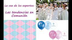 Las Tendencias para la Comunión. La voz de los expertos Gift Baskets, Wines, Special Occasion, Homemade, Bar, Frame, Flowers, Candy, Inspiration