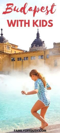 Things to do in Budapest with kids. Our Top things to see with Kids In Budapest, Hungary. Includes best area to stay in Budapest, top attractions for families, Budapest water park, Miniversum, Budapest Zoo, the Széchenyi Thermal Bath and City Park (Városliget). Check the full guide to Budapest with itinerary now, a perfect family friendly city. #budapestwithkids #travelwithkids