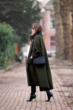 Ankle-Length Coats are Winter's Biggest Trend | StyleCaster