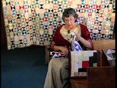 Quilts from the Underground Railroad, part 2