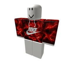 Customize your avatar with the 🔥𝓐𝓶𝓪𝔃𝓲𝓷𝓰🔥 Red Laser Nike hoodie and millions of other items. Mix & match this shirt with other items to create an avatar that is unique to you! Roblox Shirt, Roblox Roblox, Play Roblox, Games Roblox, Roblox Codes, Nike Hoodie, Adidas Shirt, Cool Avatars, Free Avatars