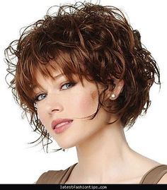 awesome Haircuts for thick curly hair