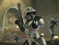 arf trooper phase two   ARF Trooper , Clone wars