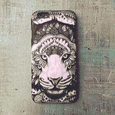 Tigre Cuatro Ojos Custom Cases, Iphone, Phone Cases, Cases