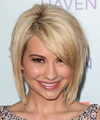Chelsea Kane Hairstyle: Casual Short Straight Hairstyle