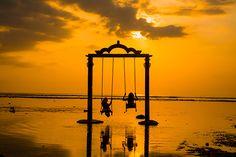 Hotel Ombak Sunset swing,Gili Trawangan