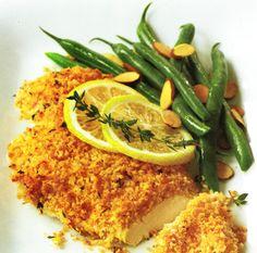 Yolanda: Panko Chicken, Summer Recipe