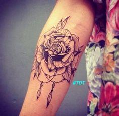 Future rose tattoo