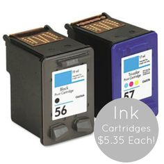 Get Cheap Inkjet Printer Ink deals in this post - there are some great prices. Also, see how to reset printer ink.