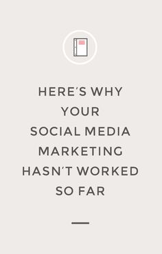 Are you a freelancer? Have you tried promoting your services on social, but haven't had any success? Here's why your social media marketing hasn't worked so far & a FREE social media action plan!