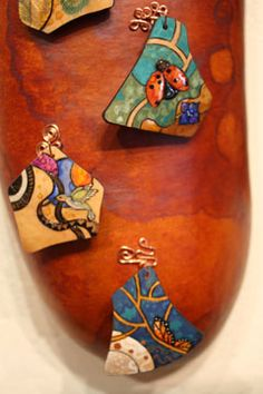 gourd jewelry - Google Search
