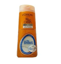 L'Oreal Paris Go 360 Clean, Anti-Breakout Facial Cleanser for Acne Prone Skin 6 Fl. Oz. 2% Salicylic Acid acne treatment. Oil-free. Dermatologist tested. Deeply cleans skin and unclogs pores.