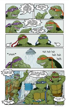 TMNT - TMNT Fan Art (14165409) - Fanpop fanclubs