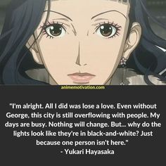 A Collection Of Sweet Paradise Kiss Quotes About Romance Anime Kiss, All Anime, Manga Anime, Tom Holland, Nana Manga, Paradise Kiss, Kissing Quotes, Romance Quotes, Anime Qoutes