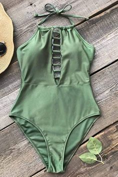 Cupshe Run In Poetry Strappy One-piece Swimsuit Bathing Suits For Teens, Cute Bathing Suits, Cute Swimsuits, Women Swimsuits, Summer Outfits, Cute Outfits, Teenage Outfits, One Piece Swimwear, Summer Swimwear