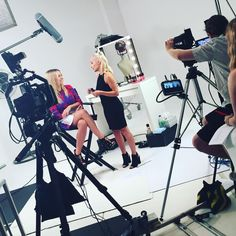 Behind the scenes of our Exotic Eye Look video shoot with our girl @mariemaireal & Pro #MUA @misslala44. Psst! The full #tutorial is now LIVE on our YouTube channel. Check it out! // Un #behindthescenes de notre shooting pour la capsule Look Exotique avec @mariemaireal et @misslala44. Le #tuto est maintenant LIVE sur notre chaîne YouTube.  STYLISME: @patrickvimbor COIFFURE: @daviddamours  #instaglamitup  #BringYourBeautiful Our Girl, Check It Out, Behind The Scenes, Channel, Eyes, Live, Instagram Posts, Youtube, Exotic
