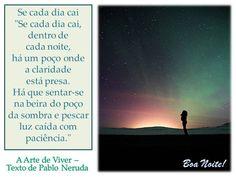 Claridade. Pablo Neruda.