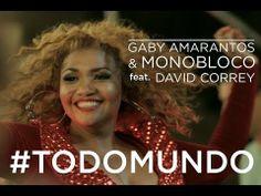 Coca-Cola | Copa de Todo Mundo | Gaby Amarantos, Monobloco e David Correy
