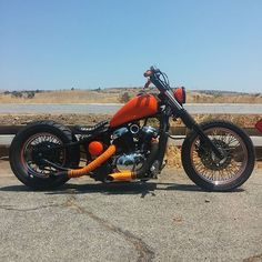 #hondashadowbobber - photos Instagram