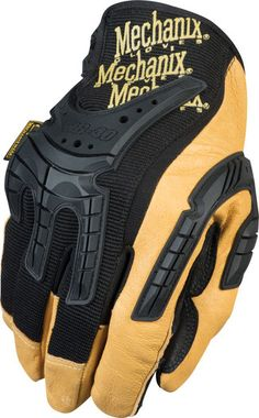 Introducing your new favorite pair of genuine leather work gloves. The CG Heavy Duty is your first line of defense against impact, abrasion and hand fatigue on the jobsite. Available in sizes Small - XXLarge.