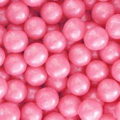 Shimmer Gumballs - Hot #Pink