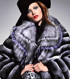 fur fashion directory is a online fur fashion magazine with links and resources related to furs and fashion. furfashionguide is the largest fur fashion directory online, with links to fur fashion shop stores, fur coat market and fur jacket sale. Fox Fur Jacket, Fox Fur Coat, Chinchilla Pelz, Fur Coat Fashion, Interview, Fur Accessories, Fabulous Furs, Fur Collars, The Ordinary