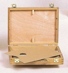 cigar box art kit idea