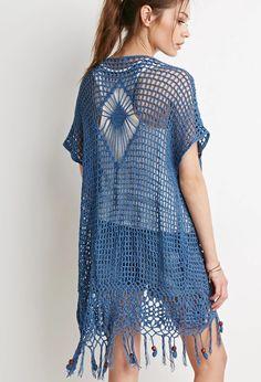 Crochetemoda Blog: Crochet - Quimonos