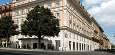 Head to 'The Eternal City', Rome for the epicenter of Western political and religious intrigue and stay at the Jumeirah Grand Hotel Via Veneto