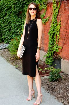 You won't believe this: this chic little dress is $24. // #Fashion