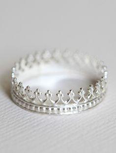 #Princess #crown #ring