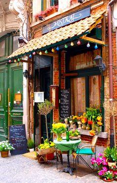 Mistral Cafe - Antwerp, Belgium