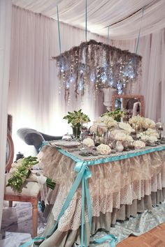 Floral Werx at WedLuxe Show 2013