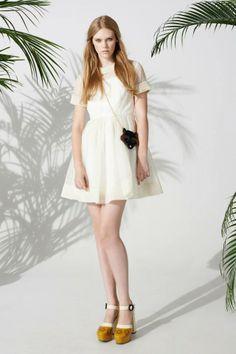 Orla Kiely SS14 via ponyanarchy.com #fashion #orlakiely #ponyanarchy