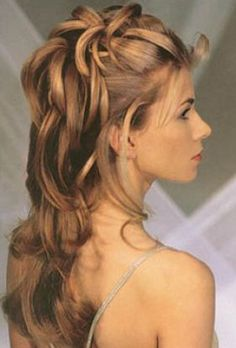 Fabulous Mother Of The Bride Hairstyles Medium Length Half Up Half Down Hairstyle Inspiration Daily Dogsangcom