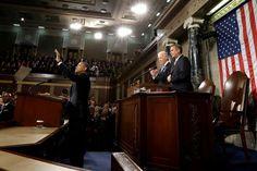 President Barack Obama....  State Of The Union 2013