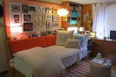 Cute Chitwood Texas Tech Dorm | via flickr.com