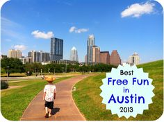 Free Fun in Austin: Best Free Fun in Austin - 2013 - great list! Also, a visit to South Congress should definitely include the bats! Oh The Places You'll Go, Places To Visit, On The Road Again, Texas Travel, Free Fun, Summer Fun, Summer Bucket, Vacation Spots, Day Trips