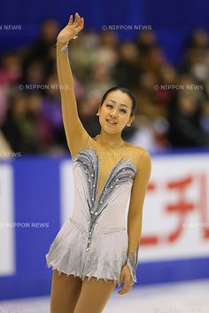 Mao Asada (JPN), .December 23, 2012 - Figure Skating : .Japan Figure Skating Championships, Women's Free Skating .at Makomanai Ice Arena, Hokkaido, Japan. .(Photo by Daiju Kitamura/AFLO SPORT) [1045]