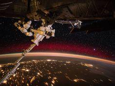 Aurora Image Gallery | NASA