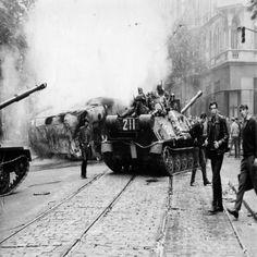 República Theca - Primavera de Praga