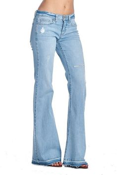 3b34f530dbf Women s Tall Bell Bottom Jeans with 36