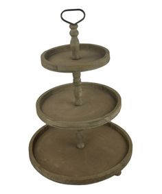 3 tier stand found on Zulily for $54.99 on sale last day today! Less than other sites selling for $128!