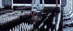 """Localizaciones de """"La guerra de las galaxias"""" que fueron pintadas a mano   The Creators Project"""