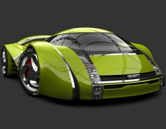 UBO Concept Car 2012 on the Behance Network